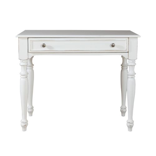 Accent Vanity Desk/Stool