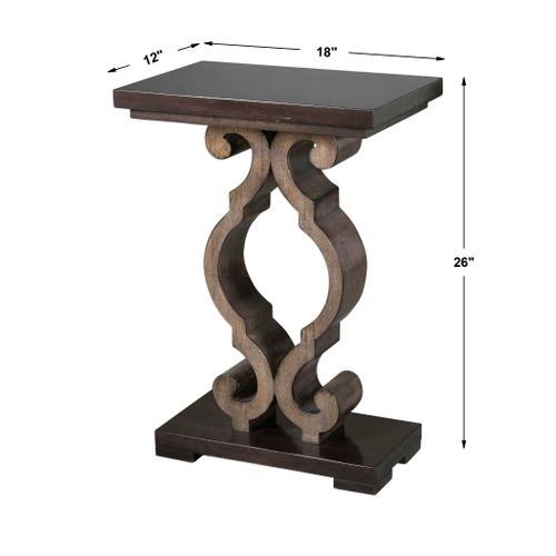 Parina Accent Table