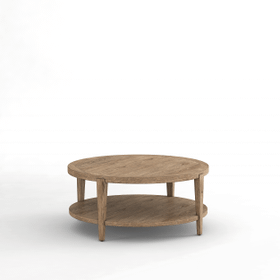 A.R.T. Furniture Passage Round Cocktail Table