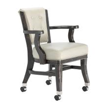 660 Club Chair w/ Casters