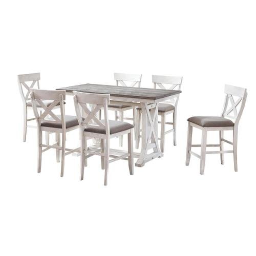 Coast To Coast Imports - Counter Height Dining Table