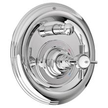 Landfair Pressure Balance Tub/Shower Valve Trim with Diverter - Projects Model - Polished Chrome