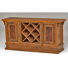 Stony Brooke - Entry Way Table With Wine Storage