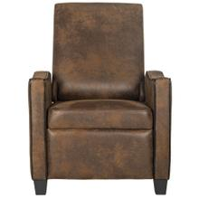 Holden Vintage Recliner Chair - Vintage Brown