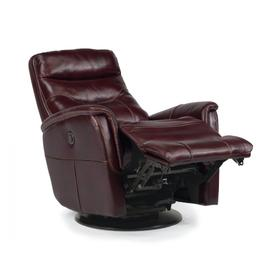 Alden Queen Power Swivel Recliner