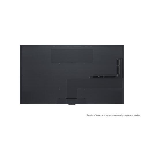 """LG - 55"""" WS960H Series Pro:Centric® Smart UHD OLED Gallery TV for Hospitality with webOS™ 5.0, HDR10 Pro, WiFi, Soft AP, Screen Share"""