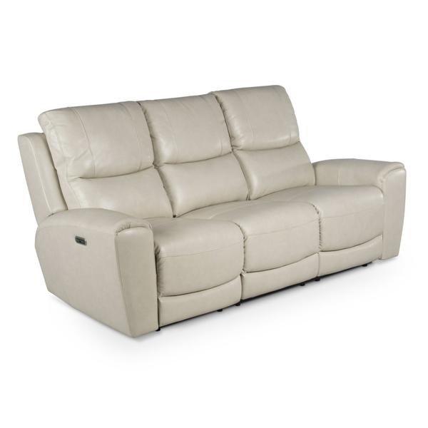 Laurel Pwr-Pwr Sofa, Ivory