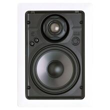 In-Wall High Definition Loudspeaker; 5 1/4-in. 2-Way; Includes Bracket HD5R
