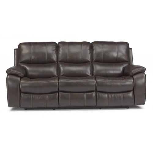 Estes Fabric Reclining Sofa