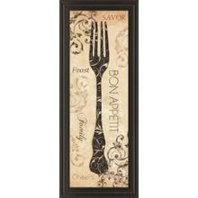 """""""Bon Appetite"""" By Dee Dee Framed Print Wall Art"""