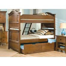 See Details - Full Over Full Bunk Bed Shown With Optional Trundle Storage
