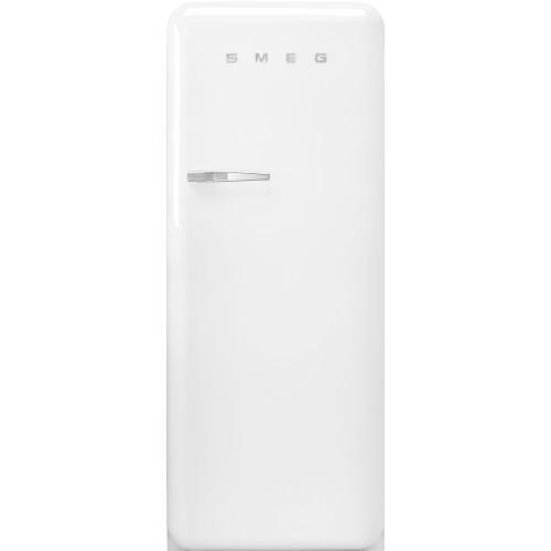 "24"" retro-style fridge, White, Right-hand hinge"