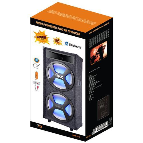 "Qfx - 2x15"" Pro Speaker"