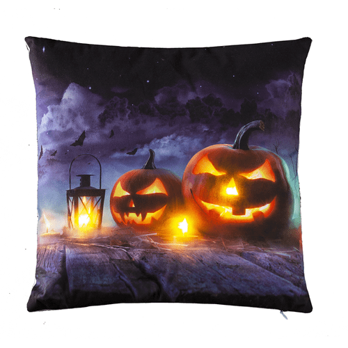 LED Light Up Pillows with Timer (3 pc. ppk.)