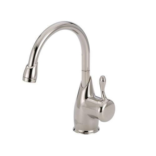 Melea Instant Hot Water Dispenser Faucet (F-H1400-Polished Nickel)