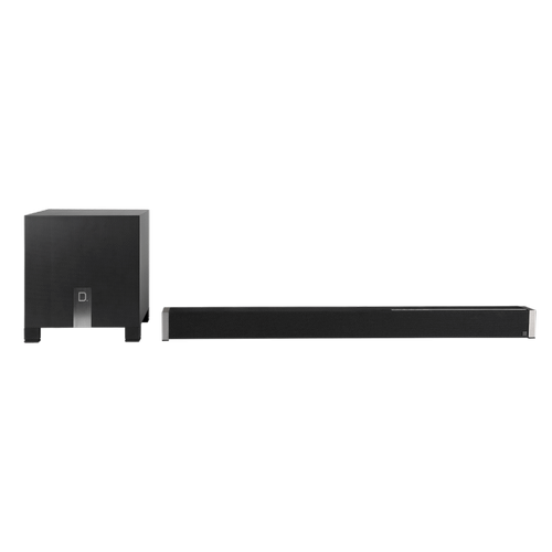 High-performance 5.1 Channel 4K/HDR Sound Bar System with Chromecast Built-in
