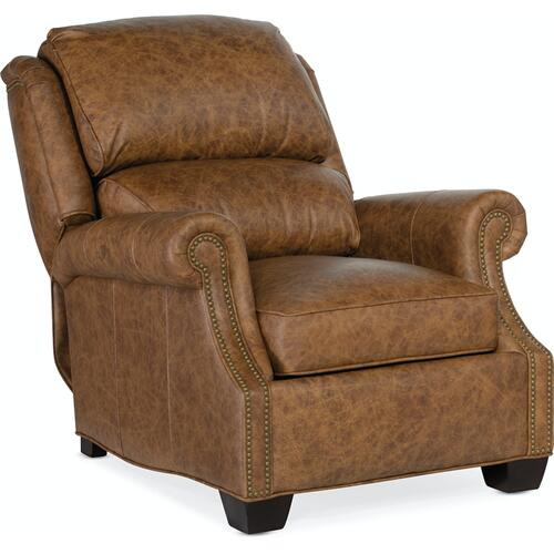 Bradington Young Maverick 8-Way Hand Tied Tilt Back Chair 1048