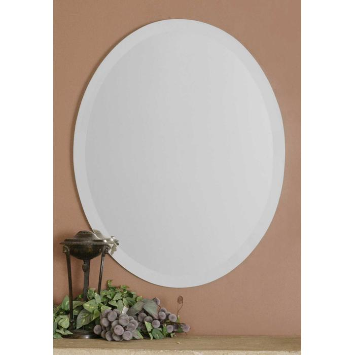 Uttermost - Large Oval Mirror