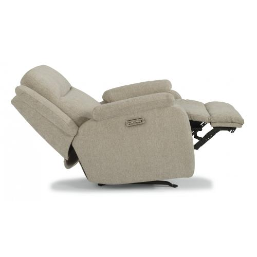 Product Image - Magnus Power Recliner with Power Headrest