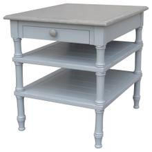View Product - Island Lamp Table - Grey/rw