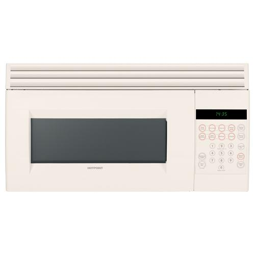 Hotpoint - Hotpoint® 1.4 Cu. Ft. Over-the-Range Microwave Oven