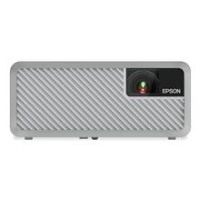 View Product - EF-100 Mini-Laser Streaming Projector with Android TV - White