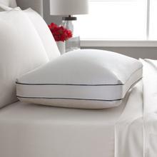 See Details - SuperLoft Down Organic Cotton Cover Pillow Standard/Queen