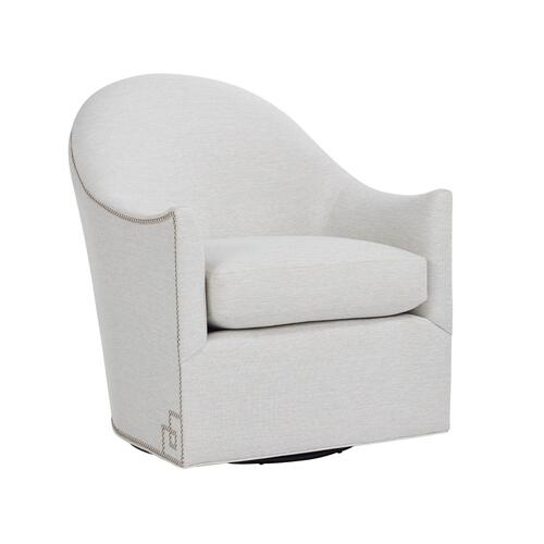 Roscoe Swivel Chair - Special Order