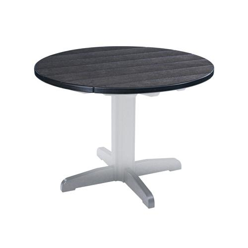 """TT02 37"""" Round Top (table top only)"""
