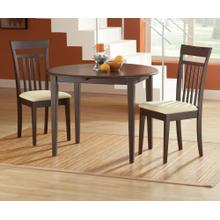 See Details - Brevard 3 PC Casual Dining Set