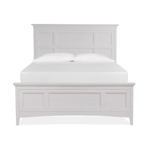 See Details - Complete Queen Panel Bed with Regular Rails