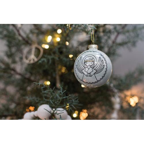 "3"" Holy Night Ornament (Angel Option)"
