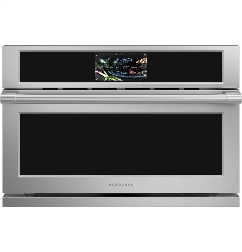 """MonogramMonogram 30"""" Smart Five In One Wall Oven With 120v Advantium(r) Technology"""