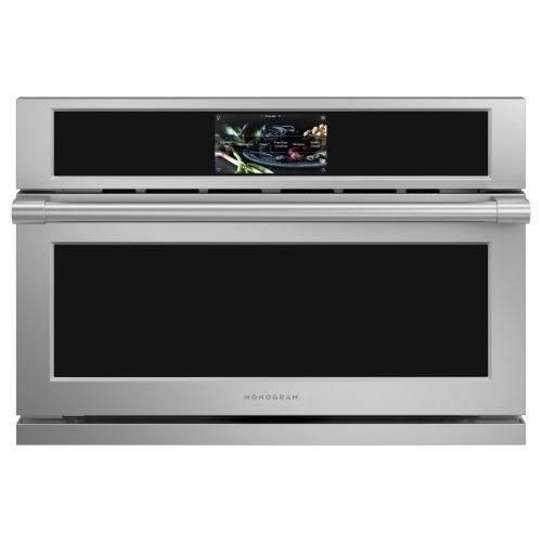 "Monogram 30"" Smart Five in One Wall Oven with 120V Advantium® Technology"