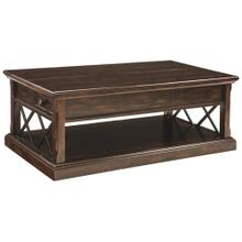 Roddinton Coffee Table With Lift Top