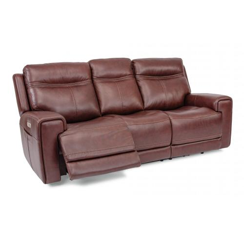 Bravo Power Reclining Sofa with Power Headrests