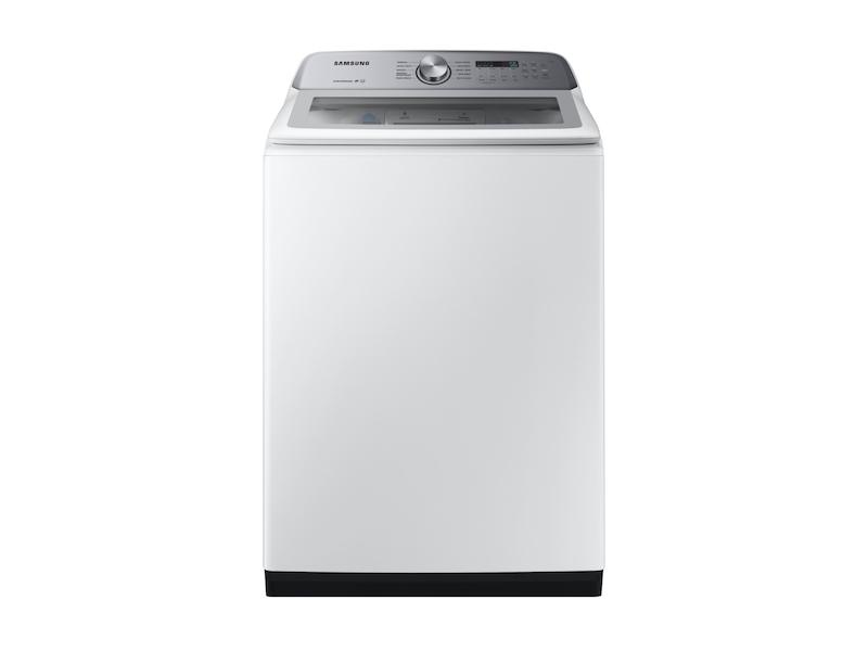 Samsung5.0 Cu. Ft. Top Load Washer With Active Waterjet In White