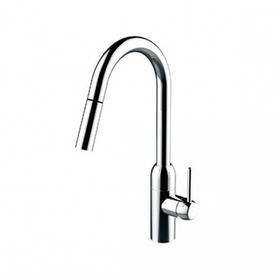 K1 Monoblock lavatory/bar/prep sink faucet - Brushed Nickel