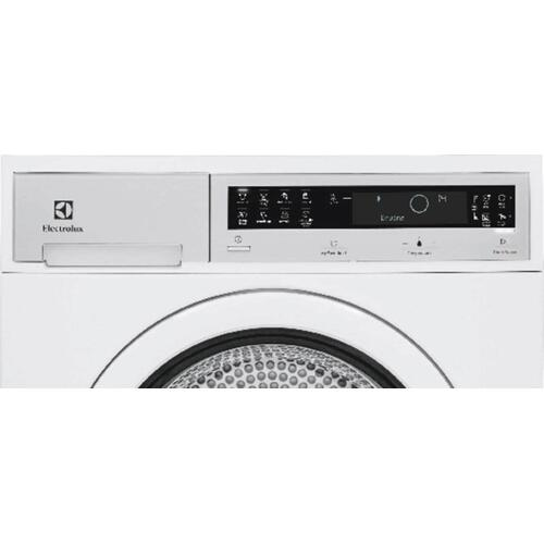 Electrolux - Front Load Compact Dryer with IQ-Touch® Controls - 4.0 Cu. Ft.