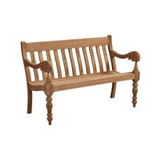 Queenslander Two Seater Bench