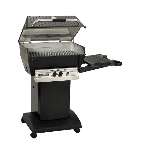 DELUXE GAS GRILL