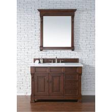 """View Product - Brookfield 48"""" Single Bathroom Vanity"""