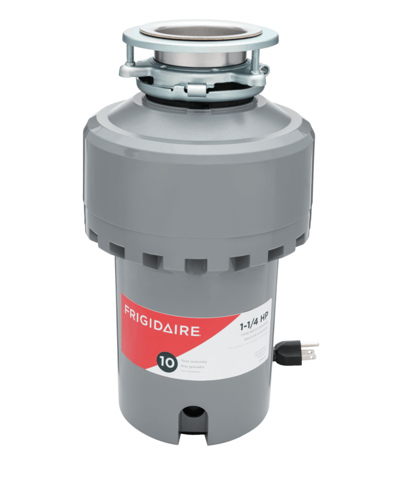 1.25HP Corded Disposer