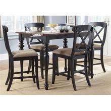 Optional 5 Piece Gathering Table Set