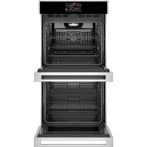 "Monogram 27"" Smart Electric Convection Double Wall Oven Minimalist Collection"