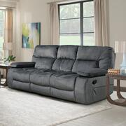 CHAPMAN - POLO Manual Triple Reclining Sofa Product Image