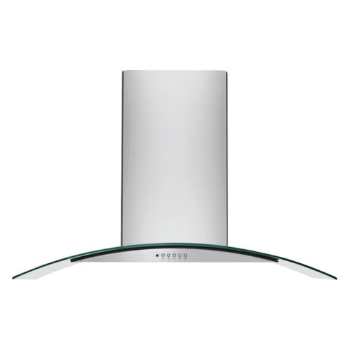 Frigidaire - Frigidaire 30'' Glass Canopy Wall-Mount Hood