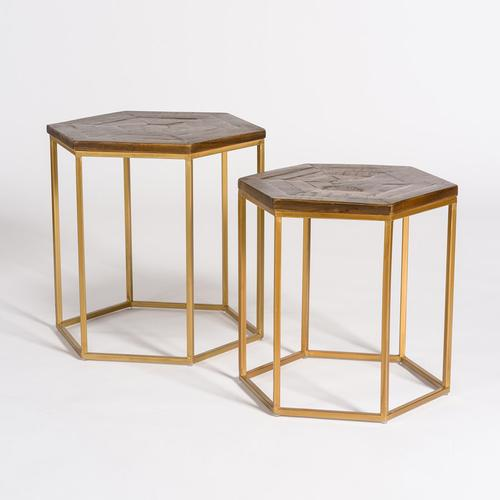 Pacific Nesting Tables
