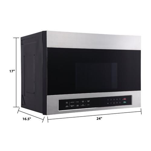 Avanti - 1.3 cu. ft. OTR Microwave Oven