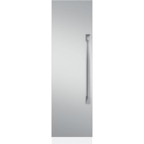 "Monogram 24"" Smart Integrated Column Freezer"
